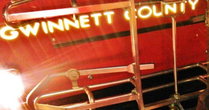 Gwinnett Transit Accident