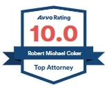 Perfect 10 Avvo Rating!