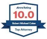 Perfect 10 Avvo Rating!